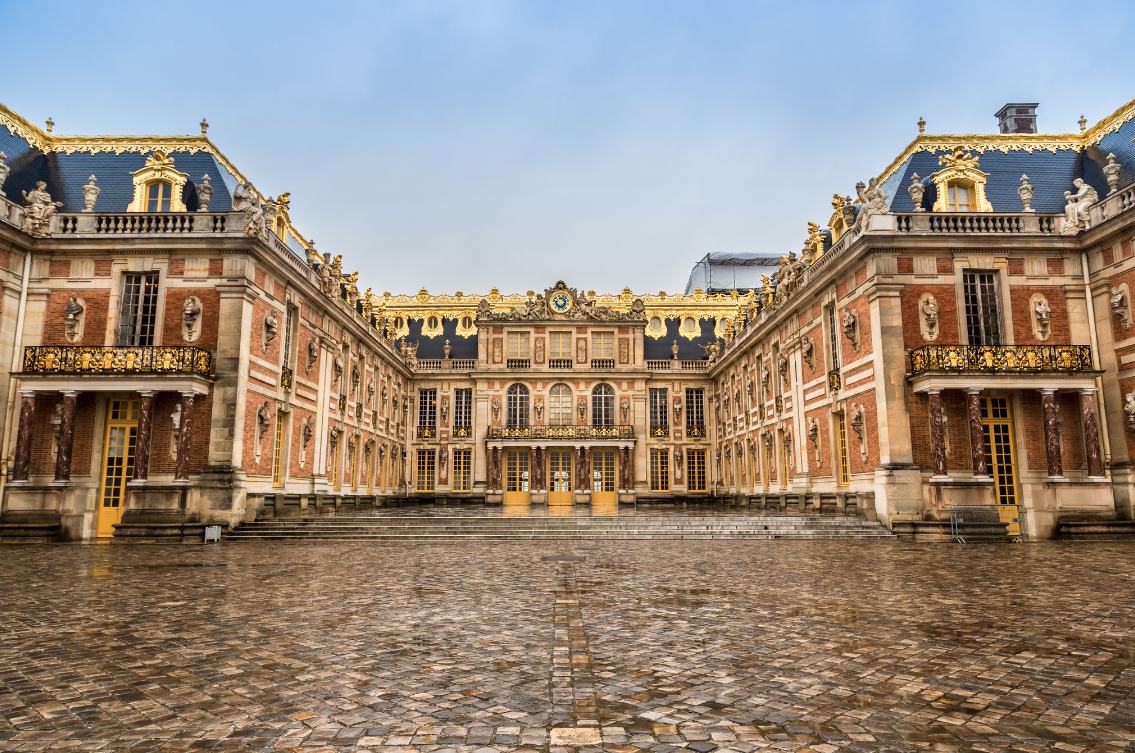 Home hotel des roys typically from versailles - Photo chateau de versailles ...